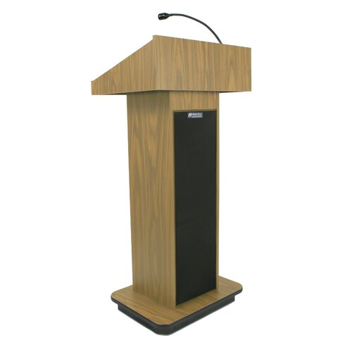 AmpliVox Sound Systems Executive Sound Column Full Podium