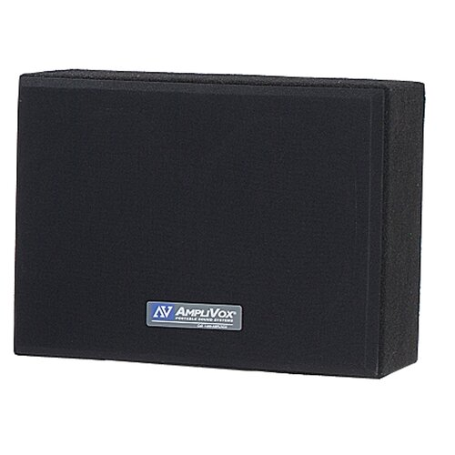 AmpliVox Sound Systems Dual Module Companion Speaker