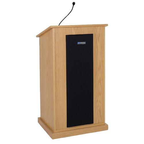 AmpliVox Sound Systems Chancellor Full Podium