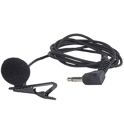 AmpliVox Sound Systems Lapel Microphone