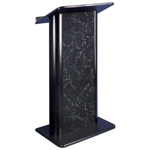 AmpliVox Sound Systems Pyrenees Marble C Panel Full Podium