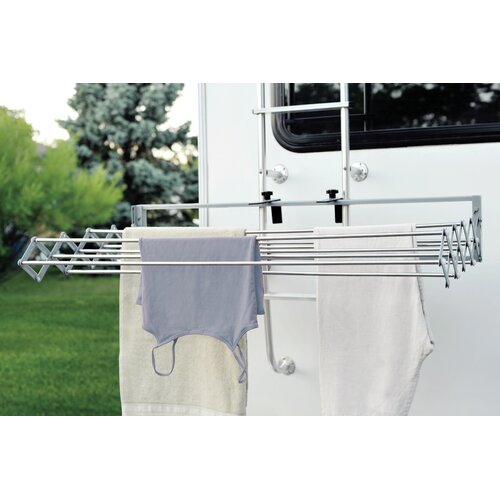 Clothes drying rack for rv images - Etendoir a linge mural retractable ...