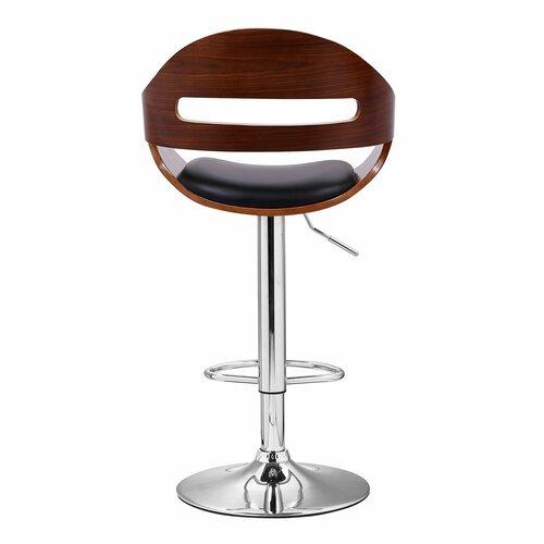 Adeco Trading Adjustable Height Swivel Bar Stool with Cushion : Adjustable Height Bar Stool CH0060 from wayfair.com size 500 x 500 jpeg 22kB