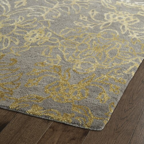 Kaleen Divine Gray Gold Area Rug Amp Reviews