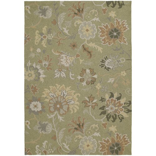 Home & Porch Juliette Pesto Rug