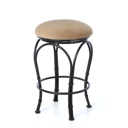 "Tempo Julie 26"" Bar Stool with Cushion"