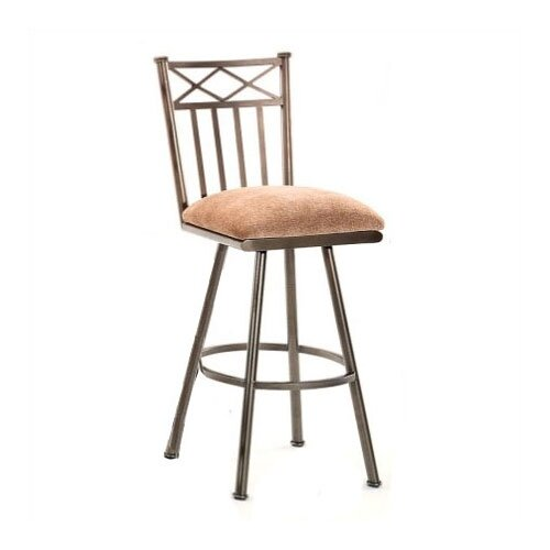 "Tempo Arlington 30"" Bar Stool with Cushion"