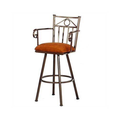 "Tempo Seville 26"" Bar Stool with Cushion"