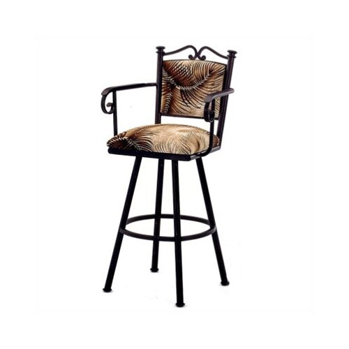 "Tempo Sonoma 26"" Bar Stool with Cushion"