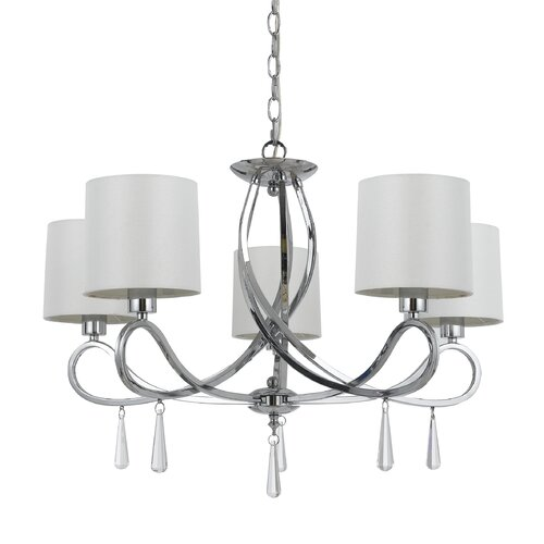 Bolsena 5 Light Chandelier