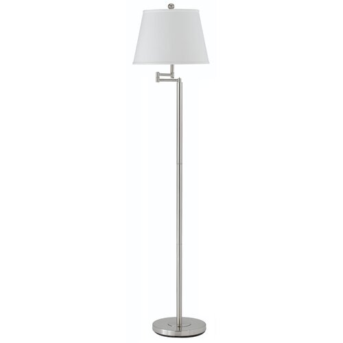 Cal Lighting Andros Swing Arm Floor Lamp