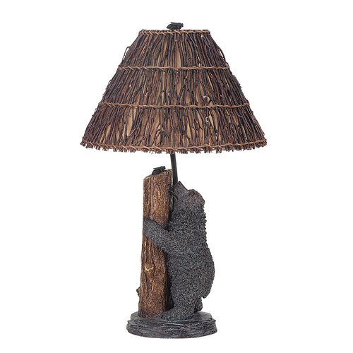 "Cal Lighting 29"" H Table Lamp"