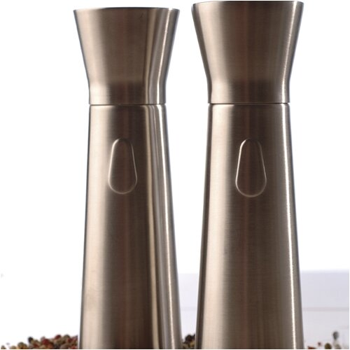 BergHOFF International Salt Shaker and Pepper Mill Set