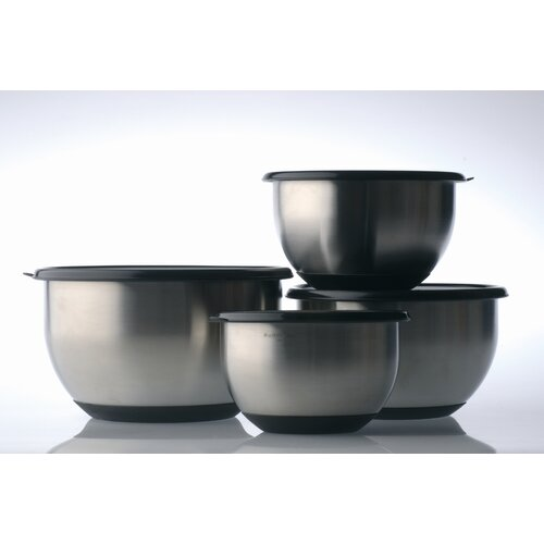 Geminis 8 Piece Mixing Bowl Set