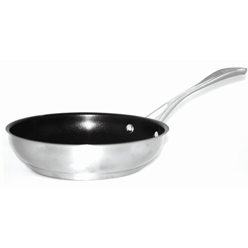 Stainless Steel Non-Stick Skillet
