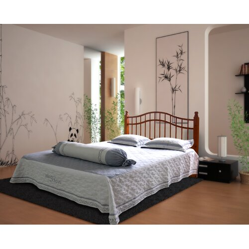 Vifah Queen Metal Bed