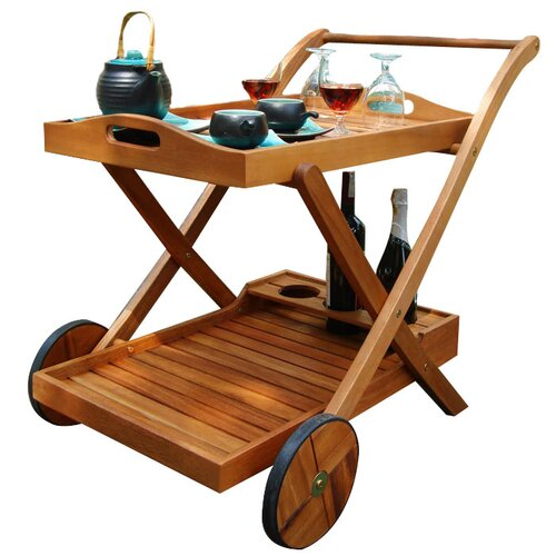 Vifah Hana Serving Cart