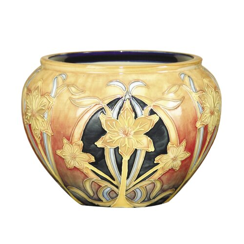 Dale Tiffany Pasque Flower Pot