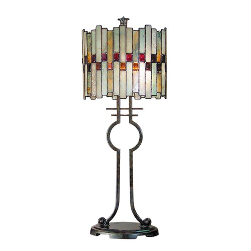 Dale Tiffany Lifestyles Haskey  Table Lamp