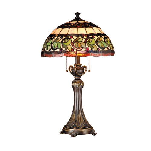 Dale Tiffany Victorianna Aldridge  Table Lamp