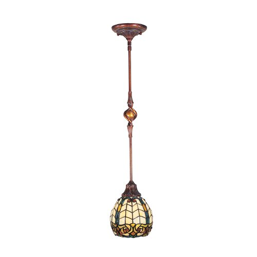 Dale Tiffany Raphael 1 Light Pendant
