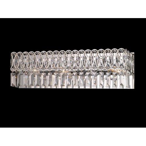 Dale Tiffany London 3 Light Vanity Light