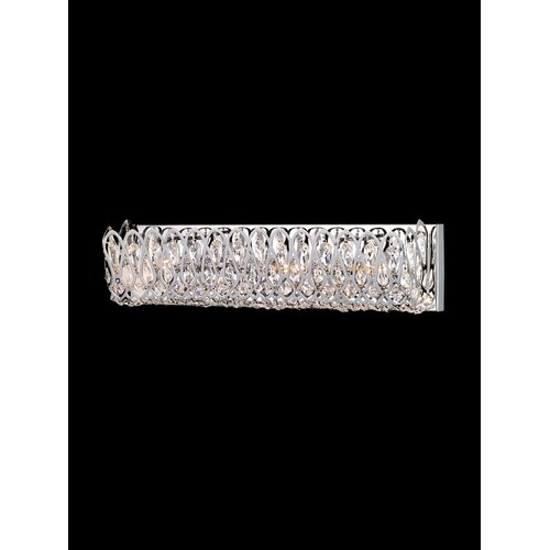 Dale Tiffany High Street 3 Light Vanity Light