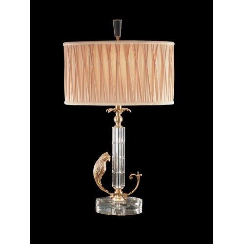 "Dale Tiffany Carolina 28.75"" H Table Lamp with Drum Shade"