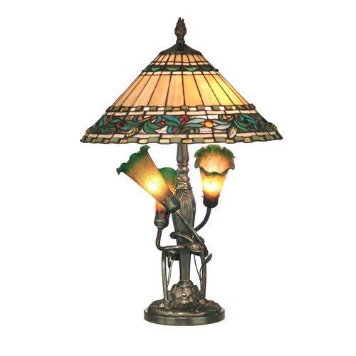 Dale Tiffany 5 Light Table Lamp