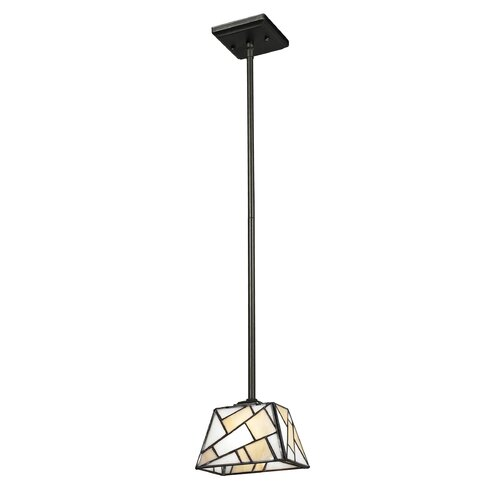 Dale Tiffany Abelia 1 Light Mini Pendant