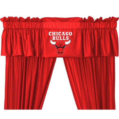 "Sports Coverage Inc. NBA 88"" Curtain Valance"