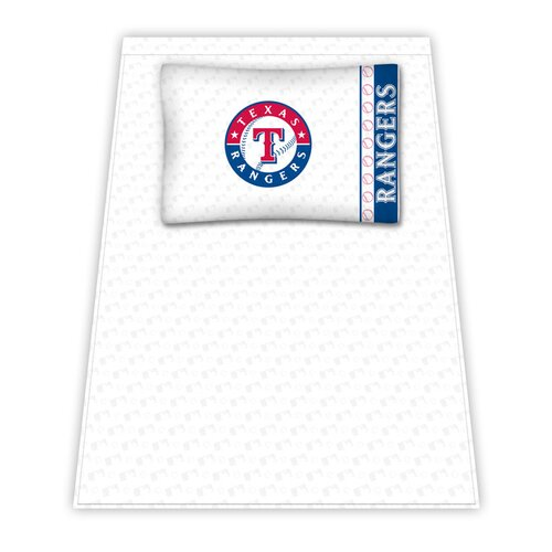Sports Coverage Inc. MLB Micro Fiber Sheet Set
