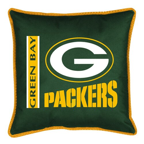 Sports Coverage Inc. NFL Sidelines Pillow