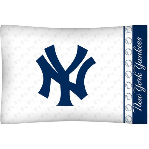 MLB Pillowcase