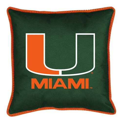 Sports Coverage Inc. NCAA Sidelines Pillow