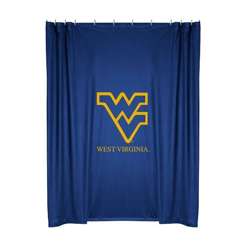 Sports Coverage Inc. NCAA Shower Curtain