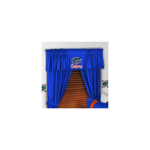 "Sports Coverage Inc. NCAA 88"" Curtain Valance"