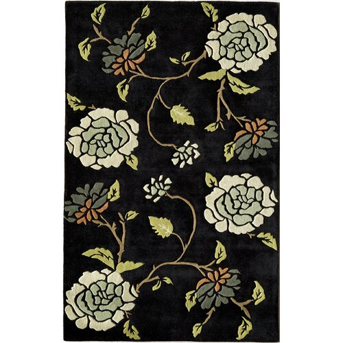 Pacific Black Forest Rug