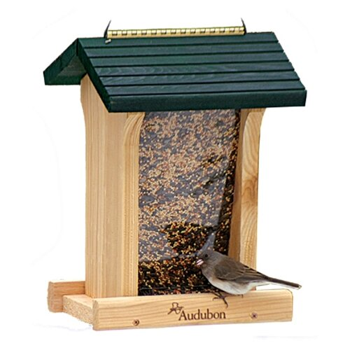 Audubon Deluxe Hopper Bird Feeder