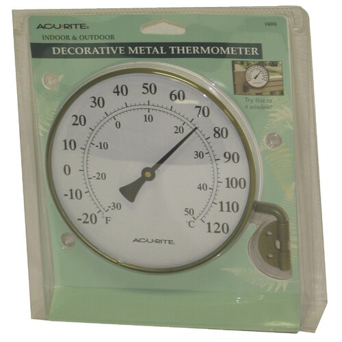 Chaney Thermometer Soil