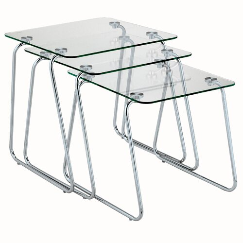 Adesso 3 Piece Nesting Tables