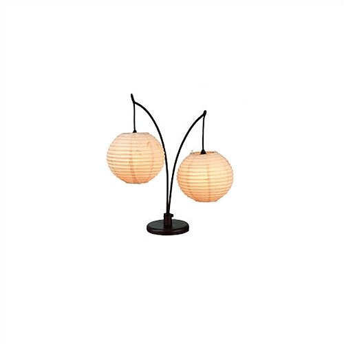 Adesso Spheres Table Lamp