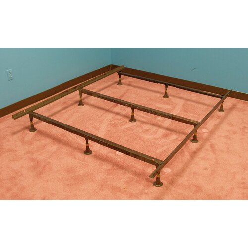 Strobel Mattress Organic Heavy-Duty Bed Frame