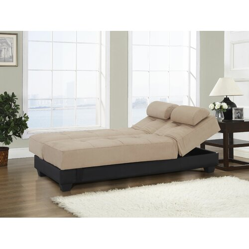 LifeStyle Solutions Serta Dream Convertible Sofa