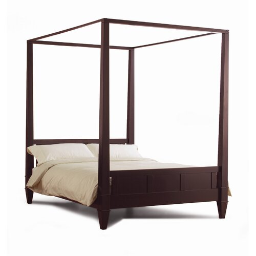 LifeStyle Solutions Wilshire Canopy Bed