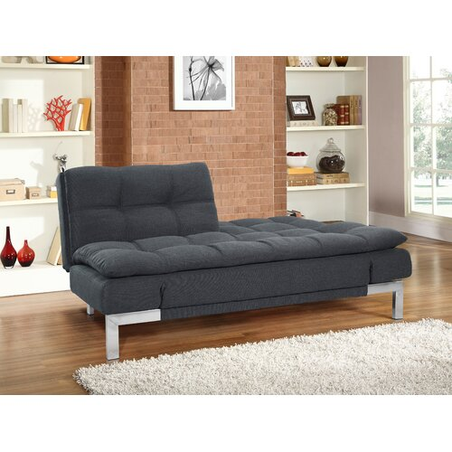Lifestyle Solutions Casual Convertible Boca Sofa Reviews Wayfair