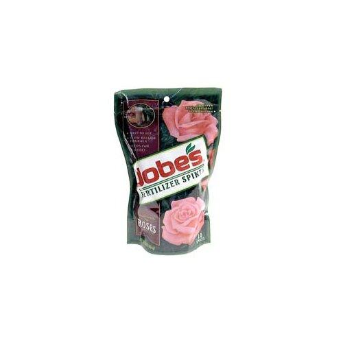 Easy Gardener Weatherly Rose Fertilizer Spikes