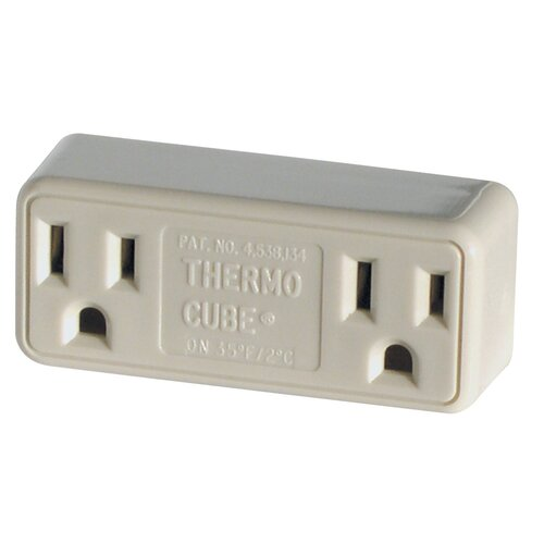 Farm Innovators 2 Tap Thermo Cube Adapter