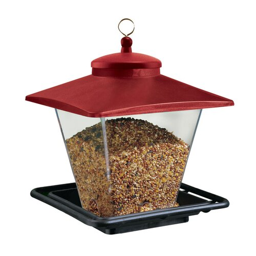 Heritage Farms Cafe Hopper Bird Feeder