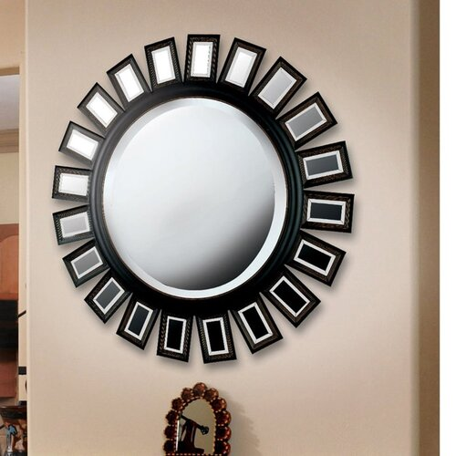Wildon Home ® Straus Wall Mirror